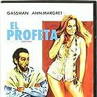 Ann-Margret and Vittorio Gassman in Il profeta (1968)