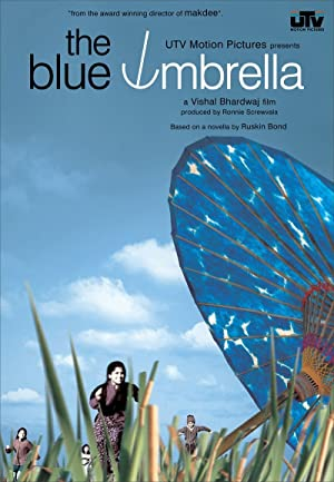 Family The Blue Umbrella Movie