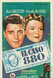 Mister 880 Poster