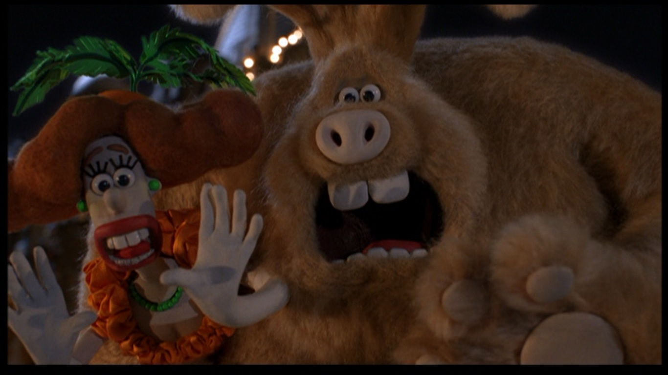 Wallace Gromit The Curse Of The Were Rabbit 2005