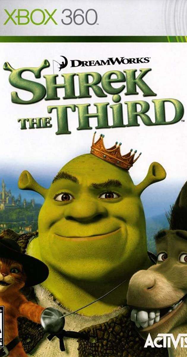 Shrek The Third Video Game 2007 Imdb