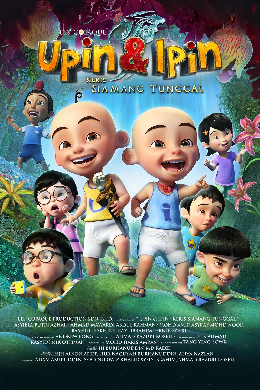 Upin & Ipin: Keris Siamang Tunggal (2019) - IMDb
