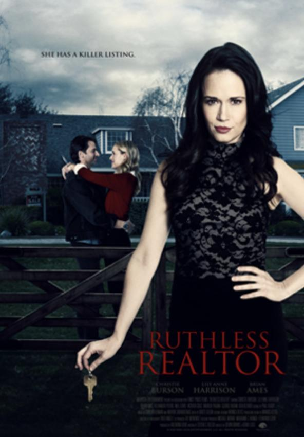 Ruthless Realtor (2020) Dual Audio 720p WebRip [Hindi + English] Full Movie Free Download