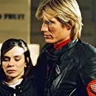 Dolph Lundgren and Silvia De Santis in Retrograde (2004)