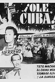 ¡Olé... Cuba! Poster