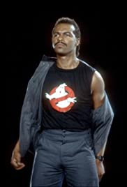 Ray Parker Jr.: Ghostbusters Poster