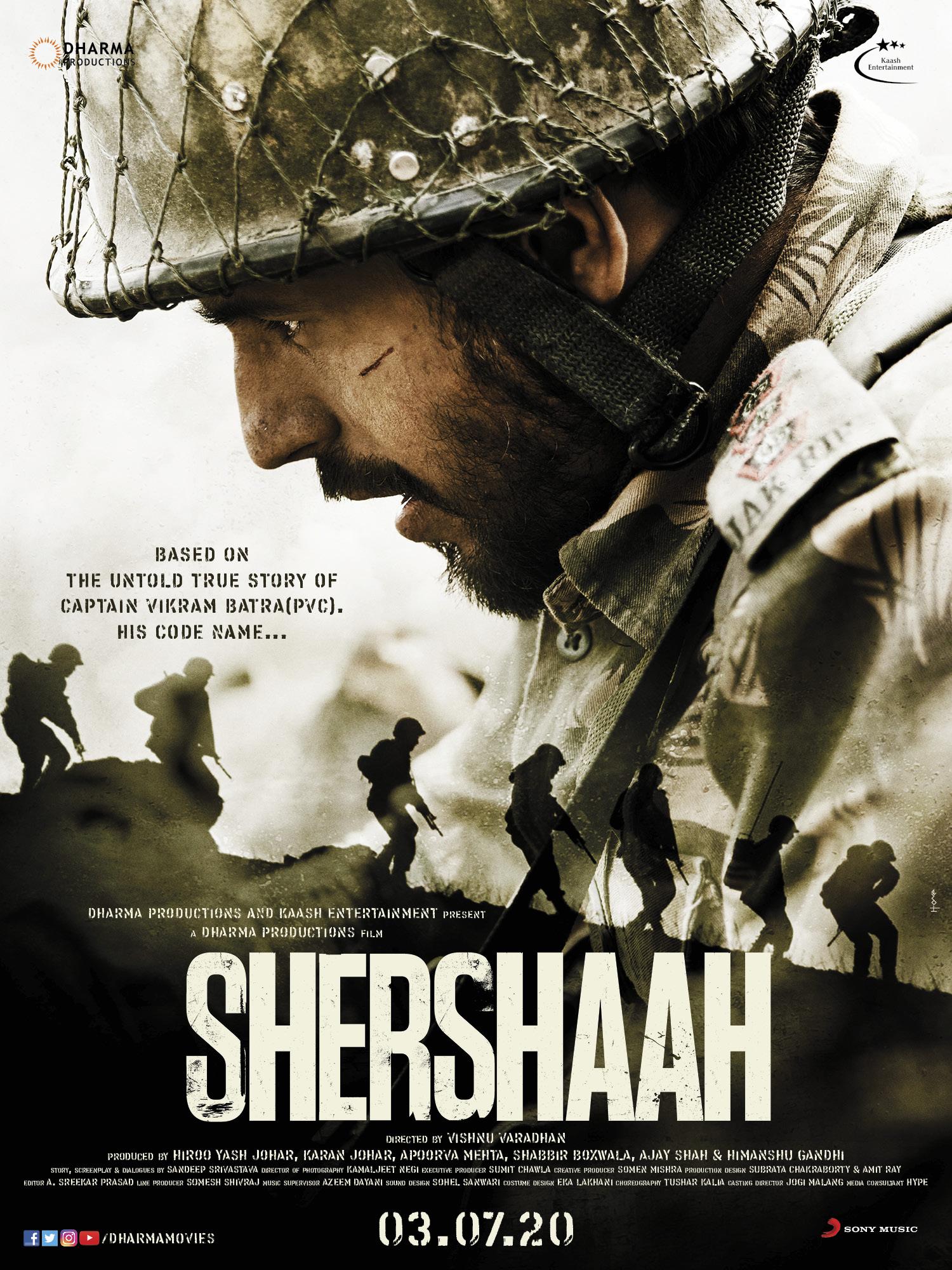 Shershaah 2020 Imdb