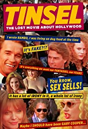 Tinsel - The Lost Movie About Hollywood Poster
