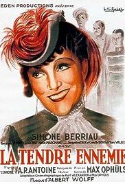 La tendre ennemie(1936) Poster - Movie Forum, Cast, Reviews