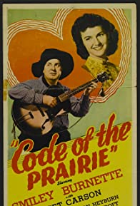 Primary photo for Code of the Prairie