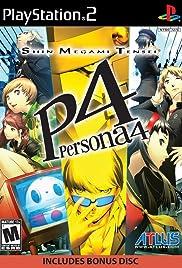 Shin Megami Tensei: Persona 4 Poster