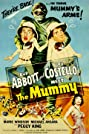 Abbott and Costello Meet the Mummy (1955) Poster