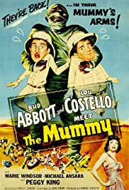 Abbott and Costello Meet the Mummy Poster