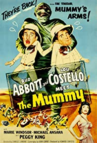 Primary photo for Abbott and Costello Meet the Mummy