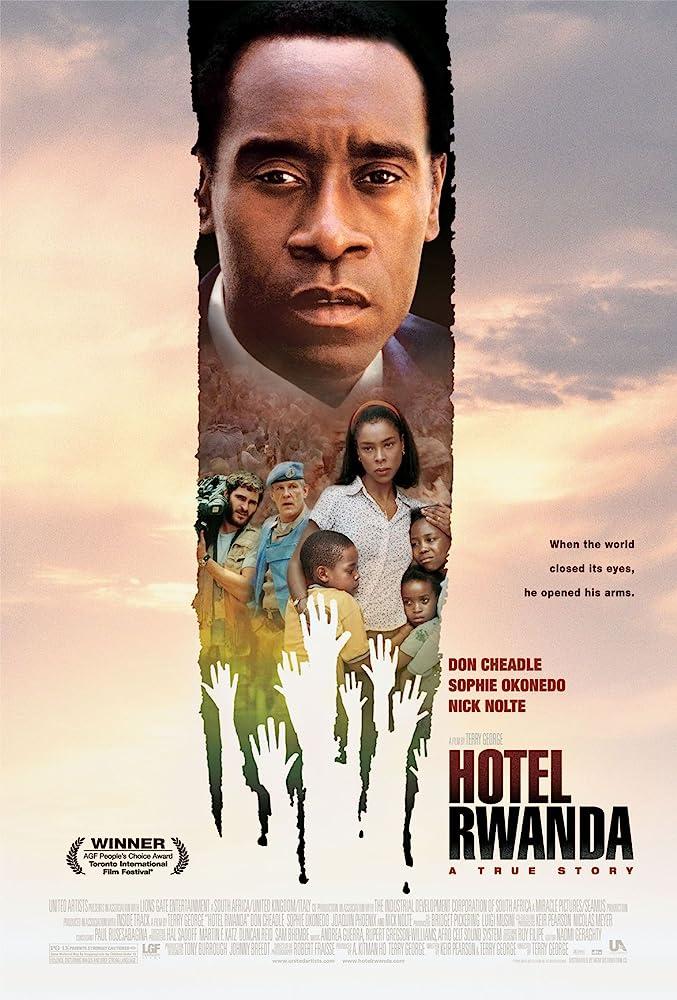 Hotel Rawanda (2008)