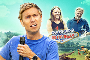 Where to stream Russell Howard Stands Up to the World