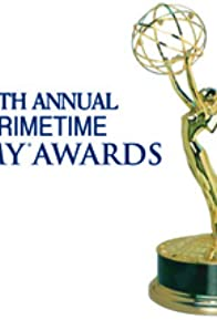 Primary photo for The 35th Annual Primetime Emmy Awards