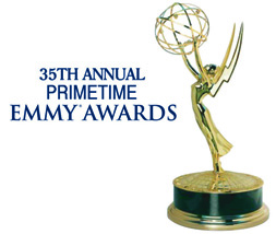 The 35th Annual Primetime Emmy Awards