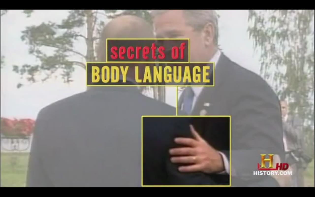 Secrets of Body Language (2008)