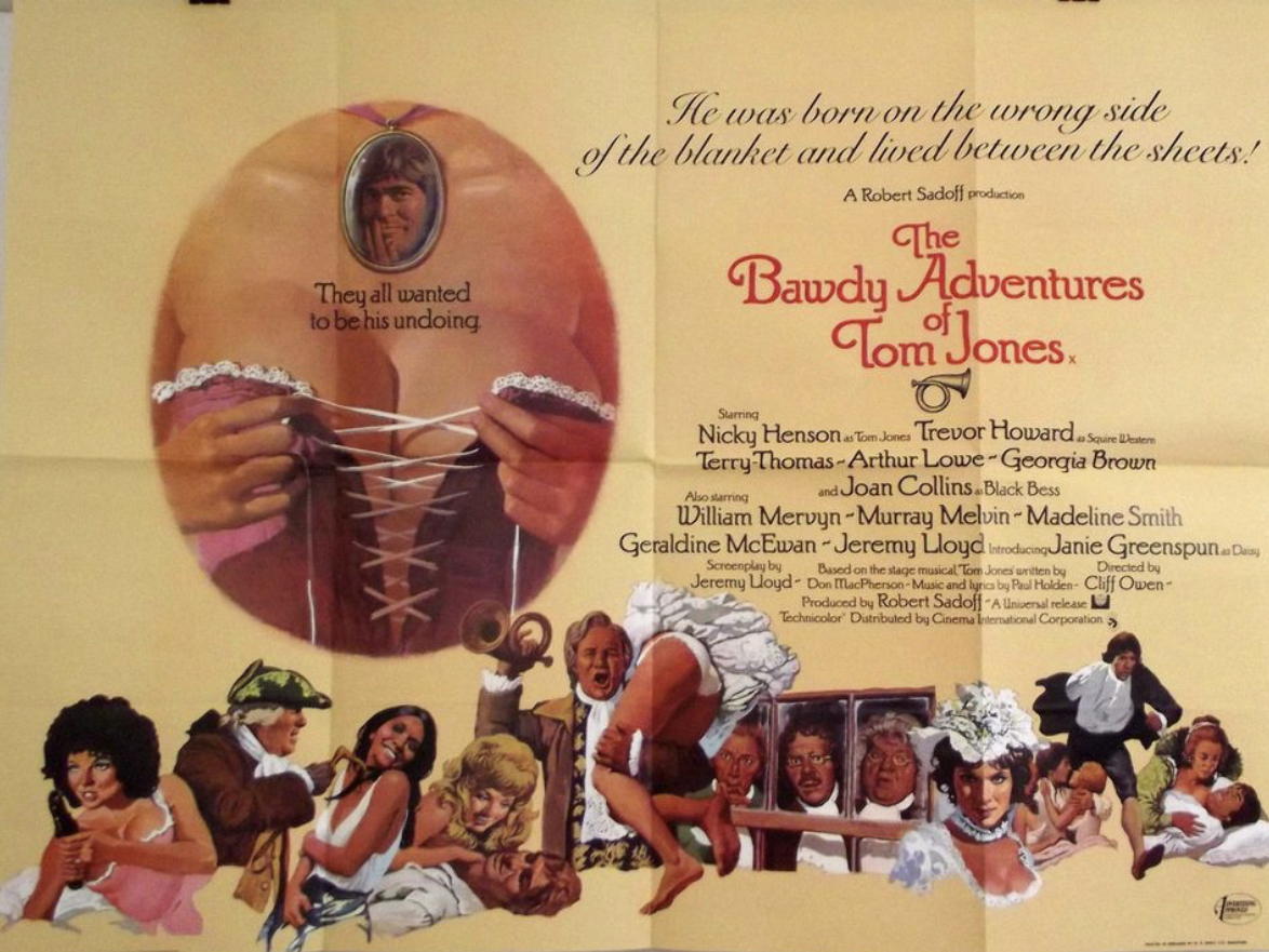 The Bawdy Adventures of Tom Jones (1976)