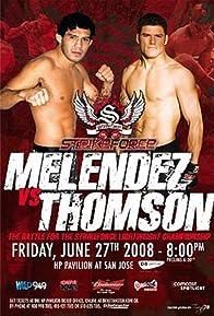 Primary photo for Strikeforce: Melendez vs. Thomson