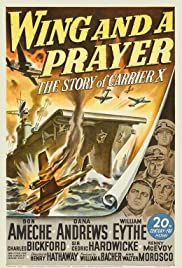 Wing and a Prayer Poster