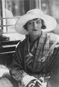 Suzanne Marwille in Adam a Eva (1922)