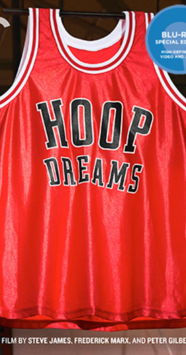 movie review hoop dreams The documentary film hoop dreams was directed by james steve it focuses on the story of two high school students who are black americans from chicago the two teenage boys, arthur agee and william gates, have been recruited by some scout from saint joseph high school in illinois.
