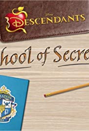 Disney Descendants: School of Secrets Poster