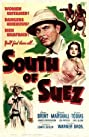 South of Suez (1940) Poster