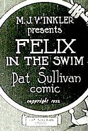 Felix in the Swim Poster