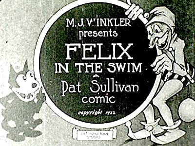 Felix in the Swim