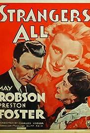 Strangers All Poster