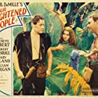 Claudette Colbert, Herbert Marshall, and William Gargan in Four Frightened People (1934)