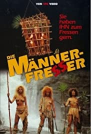 Man Eaters Poster