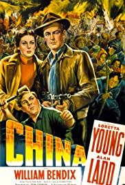 Image result for China (1943) Alan Ladd