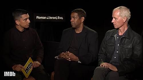 'Roman J. Israel, Esq.' Q&A With Denzel Washington and Director Dan Gilroy