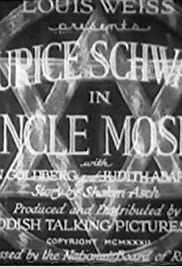 Uncle Moses Poster