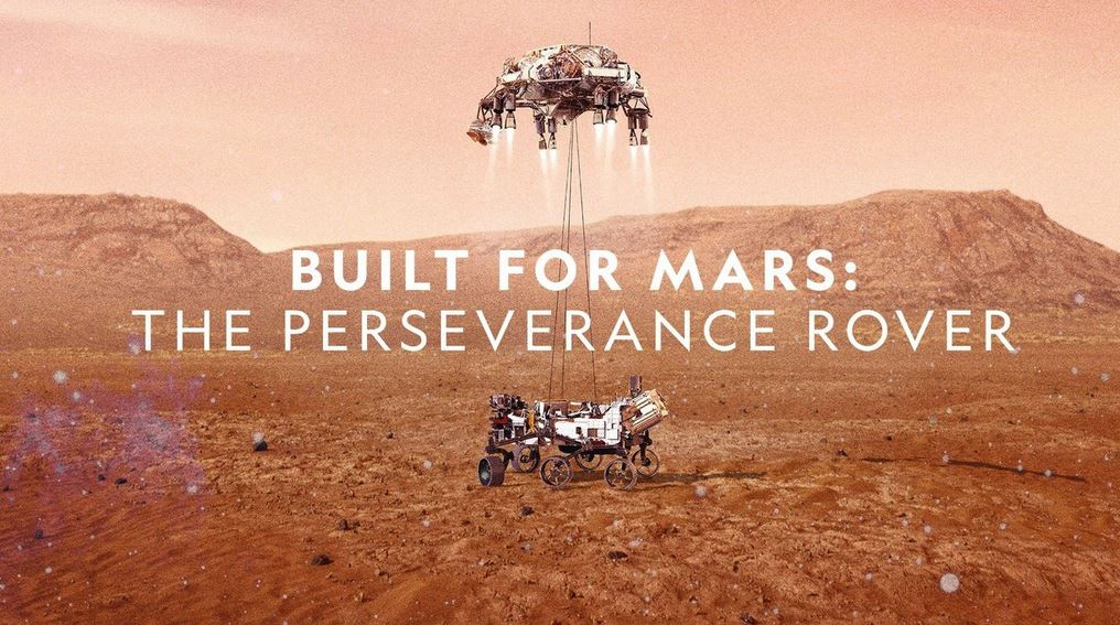 Built for Mars: The Perseverance Rover (TV Special 2021)