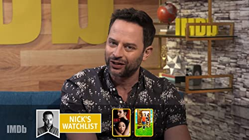 What's on Nick Kroll's Watchlist?