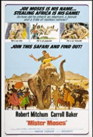Mister Moses (1965) Poster - Movie Forum, Cast, Reviews
