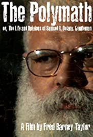 The Polymath, or The Life and Opinions of Samuel R. Delany, Gentleman Poster