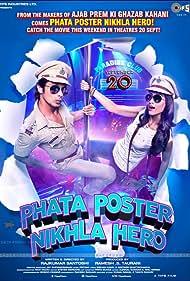 Shahid Kapoor and Ileana D'Cruz in Phata Poster Nikhla Hero (2013)