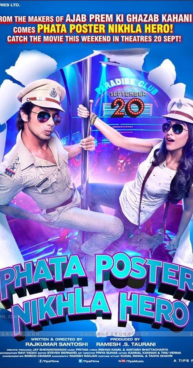 Phata Poster Nikhla Hero 2013 Imdb