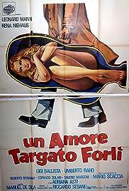 Un amore targato Forlì Poster