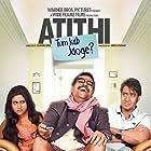 Ajay Devgn, Paresh Rawal, and Konkona Sen Sharma in Atithi Tum Kab Jaoge? (2010)