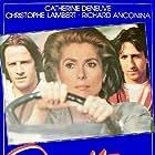 Catherine Deneuve, Christopher Lambert, and Richard Anconina in Paroles et musique (1984)