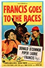 Francis Goes to the Races (1951) Poster