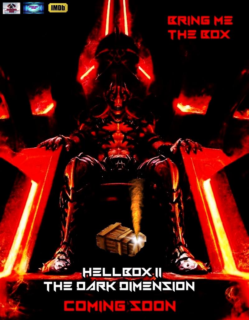 Hellbox II: A Dimensão Negra 2019