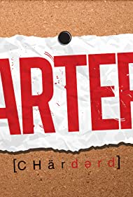 Jonathan Joss, Claire Engler, Sloane Morgan Siegel, and Aaron David Roberts in Chartered (2019)